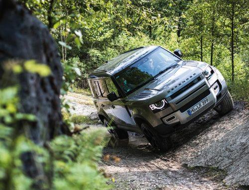 Aus dem Land Rover Newsroom: