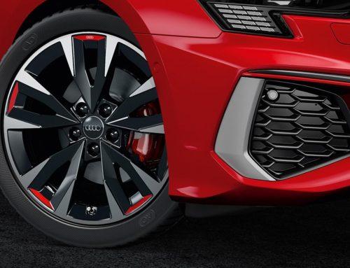 Jetzt 10 % Rabatt auf Audi Original Winterkompletträder