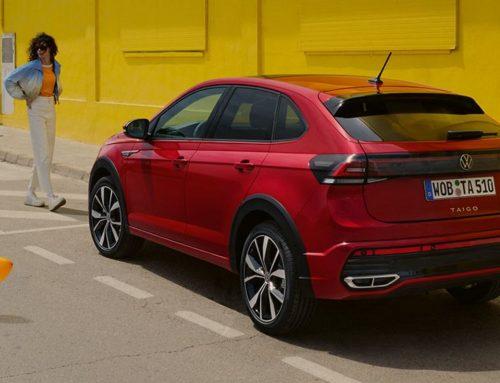 Enthüllt: Der neue VW Taigo